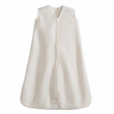 Fleece SleepSack in Cream Small