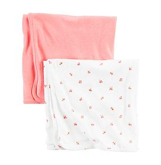 floral swaddle blankets