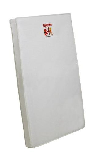 foam play yard mattress square