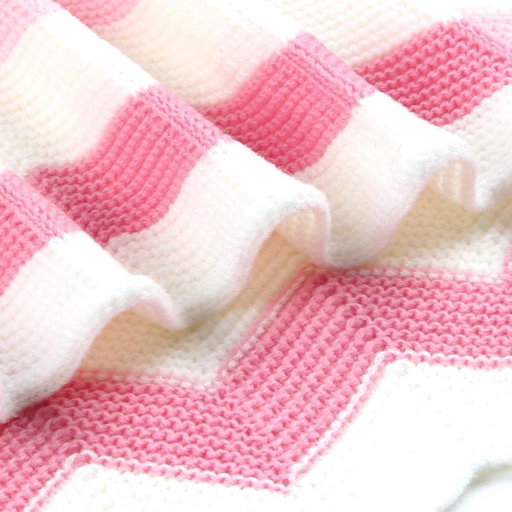<font><b>Baby</b></font> Newborn Soft Infantil Bedding <font><b>Quilts</b></font> Toddler <font><b>Kids</b></font> Stroller Acrylic Knitted Muslin <font><b>Blanket</b></font>