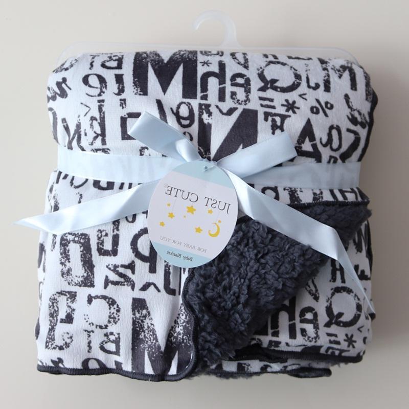 <font><b>Baby</b></font> <font><b>Blankets</b></font> New Thicken Double Infant Bebe Envelope Wrap <font><b>Baby</b></font> Bedding