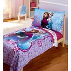 Disney Frozen Elsa & Anna 4-pc Toddler Soft and Comfy Beddin