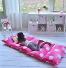 Girls Floor Lounger Fluffy Premium Plush Soft Comfy Sleepove