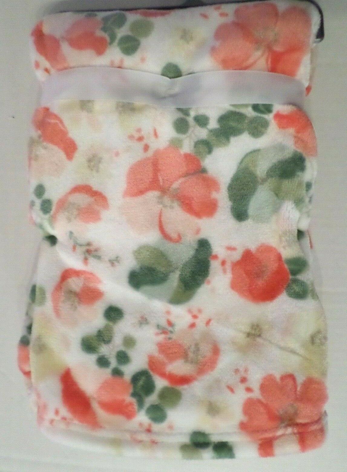 Baby Starters Girls Soft Blanket