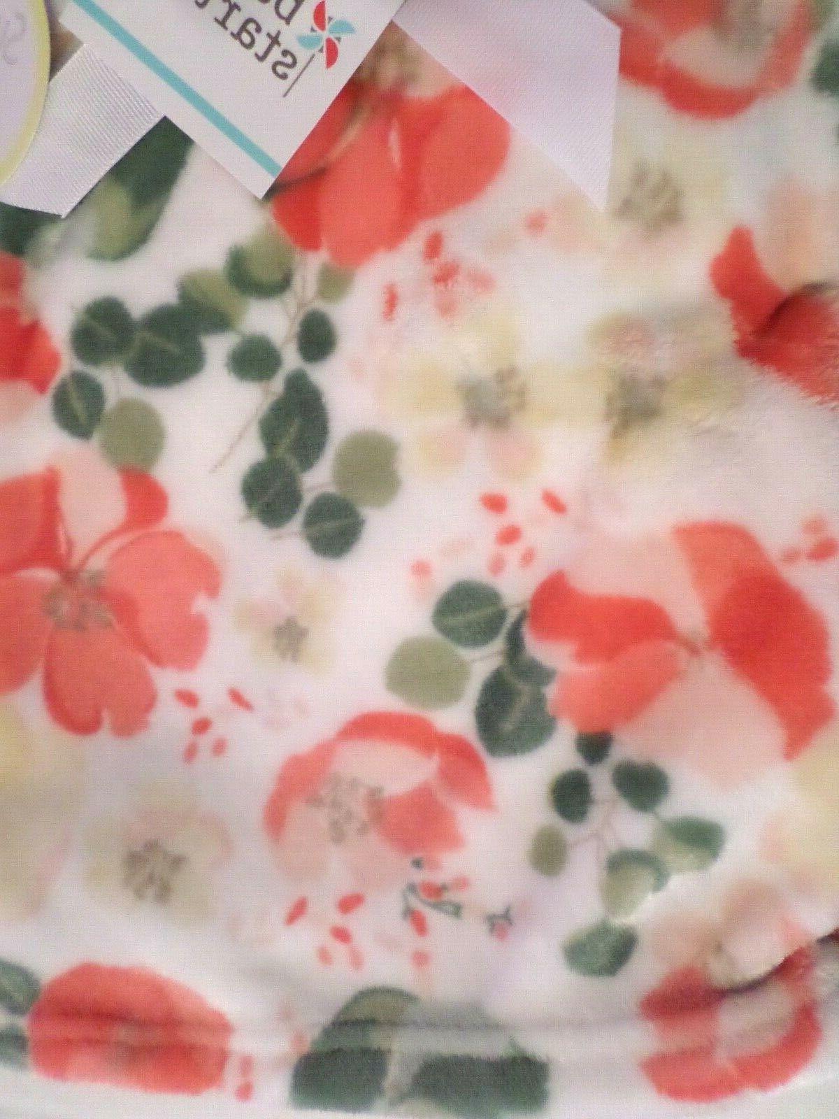 Baby Girls Super Soft Blanket 30x40