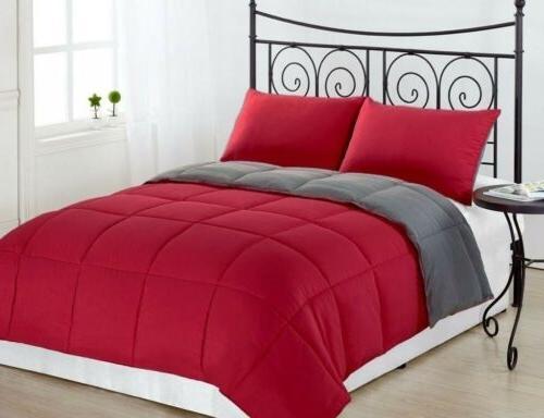 Luxury Down Alternative Comforter 6 Sizes