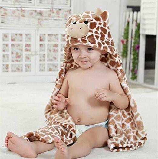"""Hooded """"Brown Blanket"""