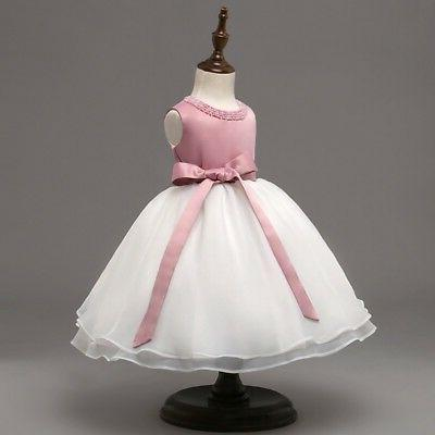 Infant Baptism Dress Birthday Party