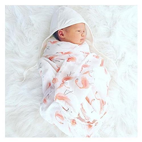 infants muslin swaddle blanket nursery