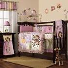 Jacana Crib Bedding Set 9 Piece Nursery Baby Girls Monkey An