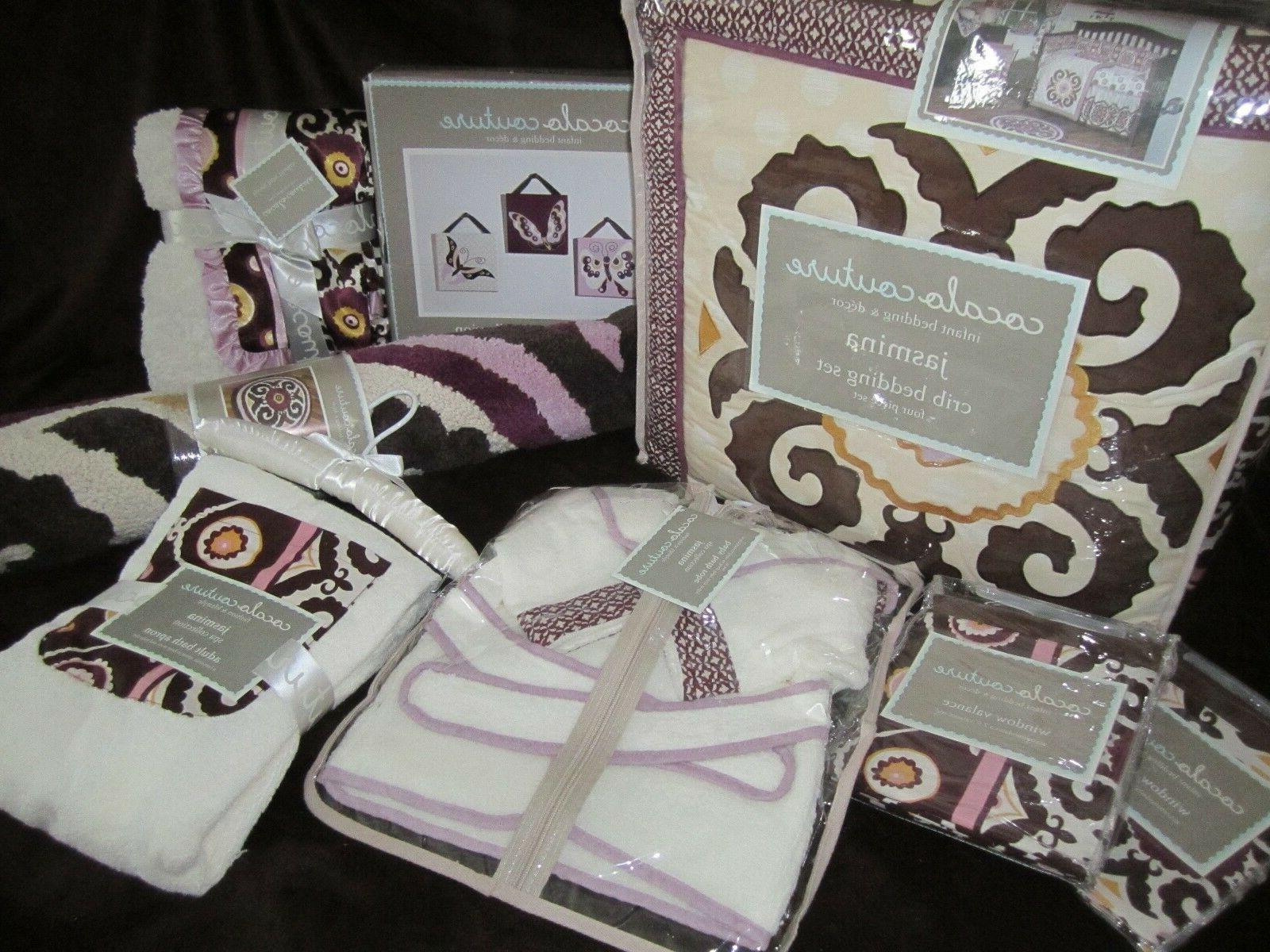 jasmina baby crib bedding set