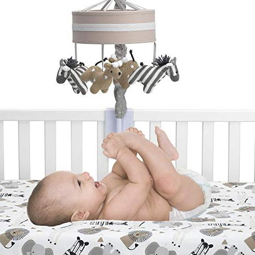 Lambs Safari Musical Baby