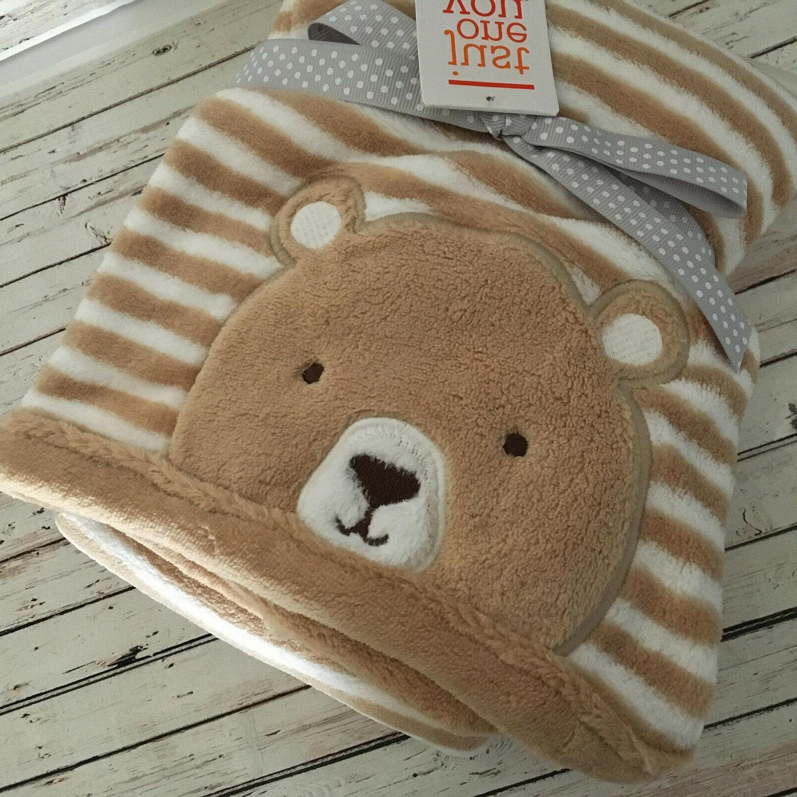 Just One You Carter's Bear Blanket Blanket