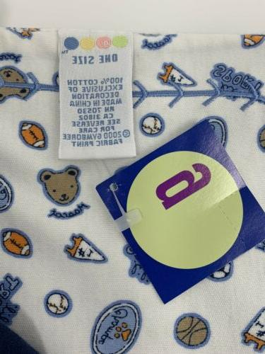 Gymboree Lil Blanket Navy 2000