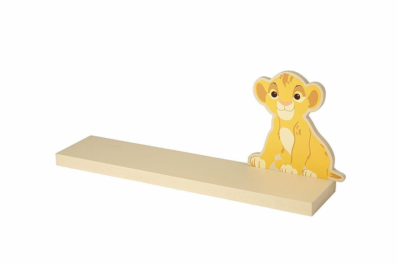 Disney Lion King - Simba   Wall Shelf - Wall Decoration