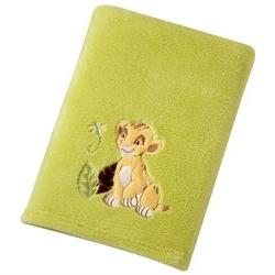 Disney Baby Lion King Baby Blanket with Applique