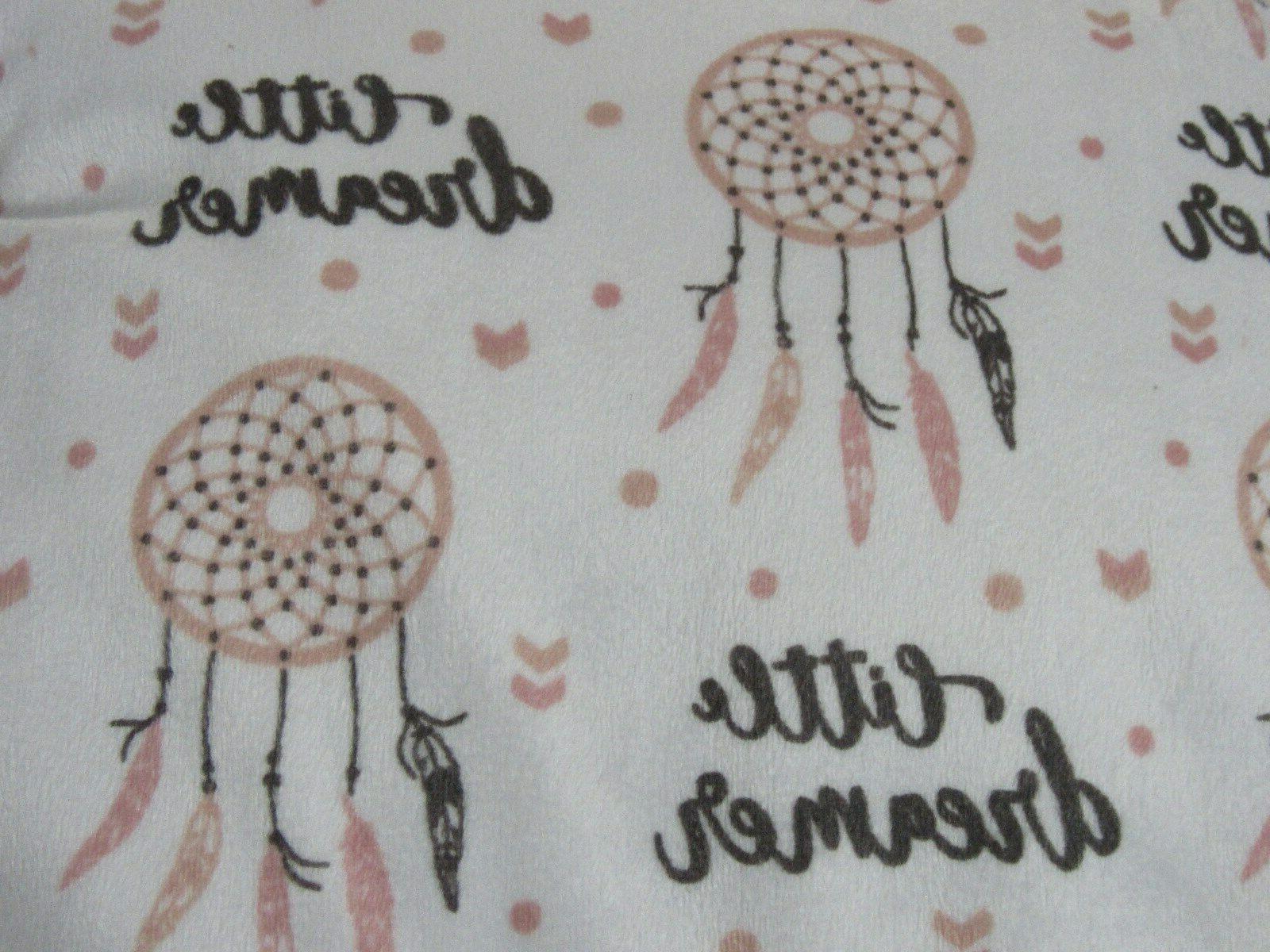 Hippie Baby Dreamer Baby Blanket Dream Sherpa 30x40