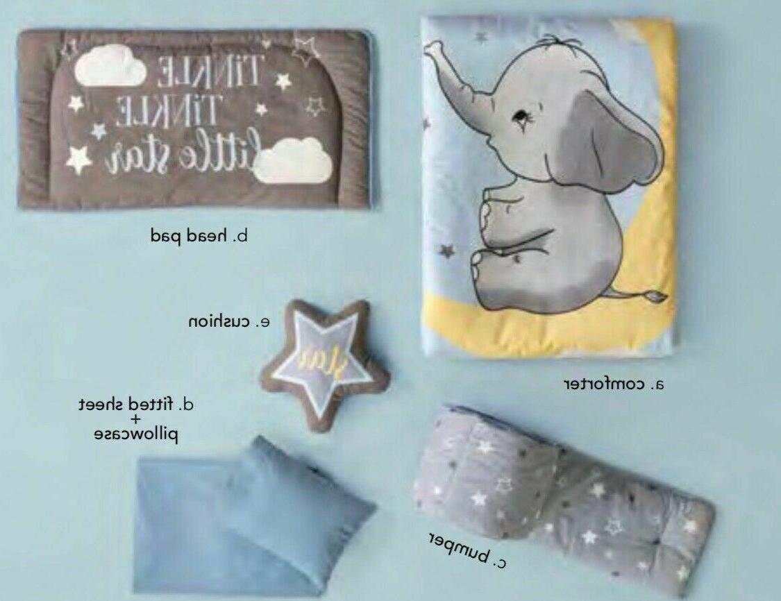 Little ELEPHANT BABY Boys Gift Nursery PIECES