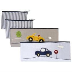 My Little Town Bumper Pad Set, Bumpers, Boy, Multicolor, Sta