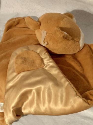Baby GUND Lovey Rococo Huggybuddy Blanket