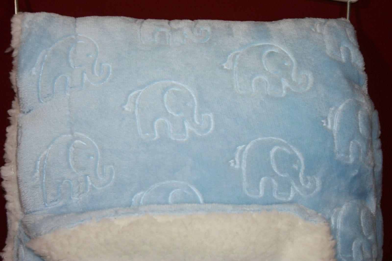 Lullaby Baby Blanket Elephant