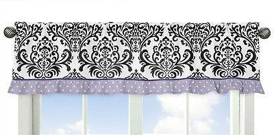 Purple White Girl Bedroom