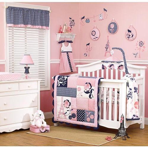 madison crib bedding set