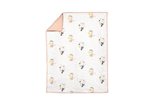Nursery Cotton Hand-Quilted