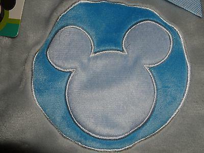 """Disney Baby Novelty Baby Blanket-30""""X30""""-Fleece Back"""
