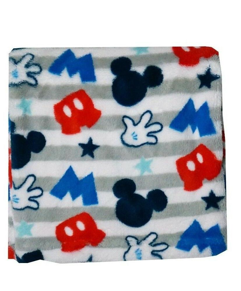mickey mouse printed super soft fleece baby