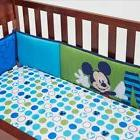 "NEW DISNEY BABY MICKEY MOUSE ""M IS FOR MICKEY"" SECURE-ME CRI"