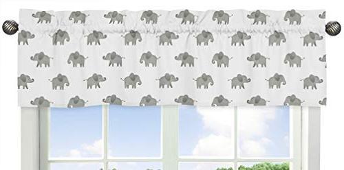Sweet Jojo Designs Mint, Grey and Elephant Crib Set Bumper