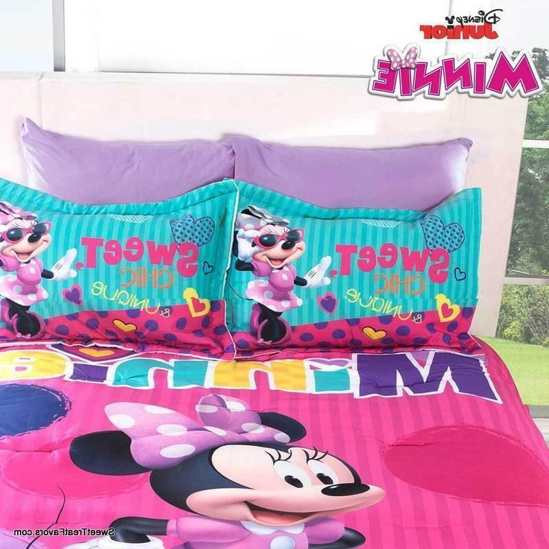 MINNIE MOUSE Reversible Girl Princess GIFT