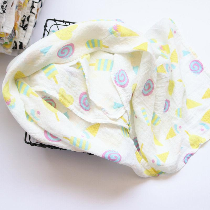 Muslin Baby 100% Cotton Flamingo For