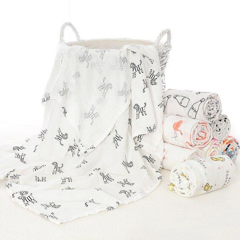 Cotton For Newborn Blanket