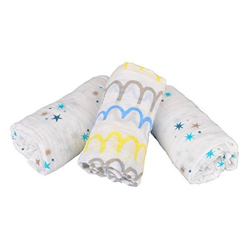 muslin baby swaddle blanket