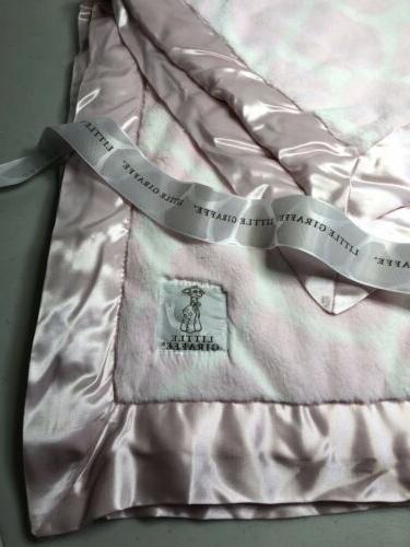 NEW! $90 -Little Blanket Pink, SOFTEST!