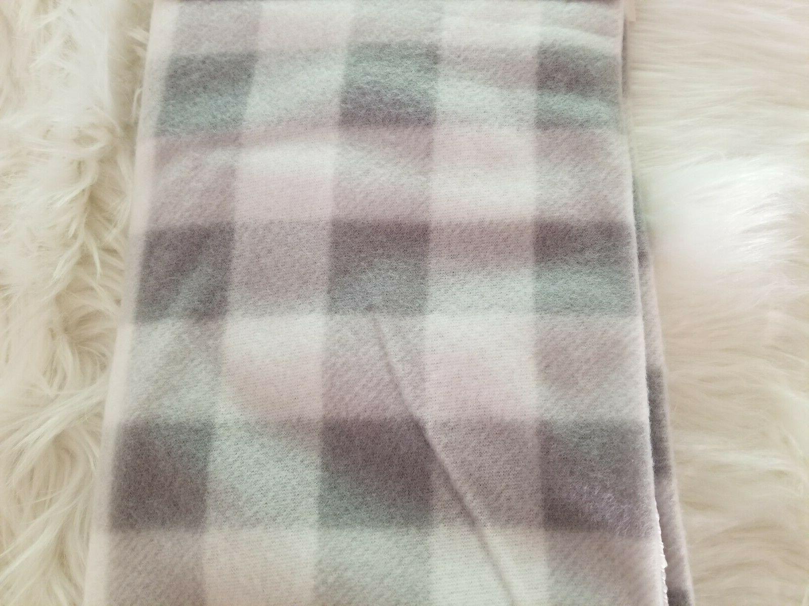 Fleece - Blue Hearts, Hearts, Gray Stripes,