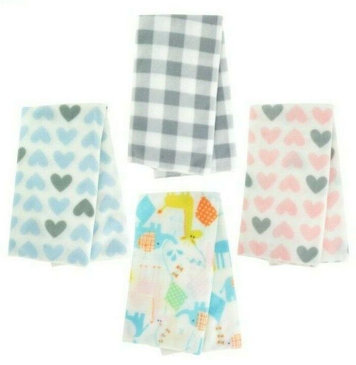 new fleece baby blanket 30 x30 options