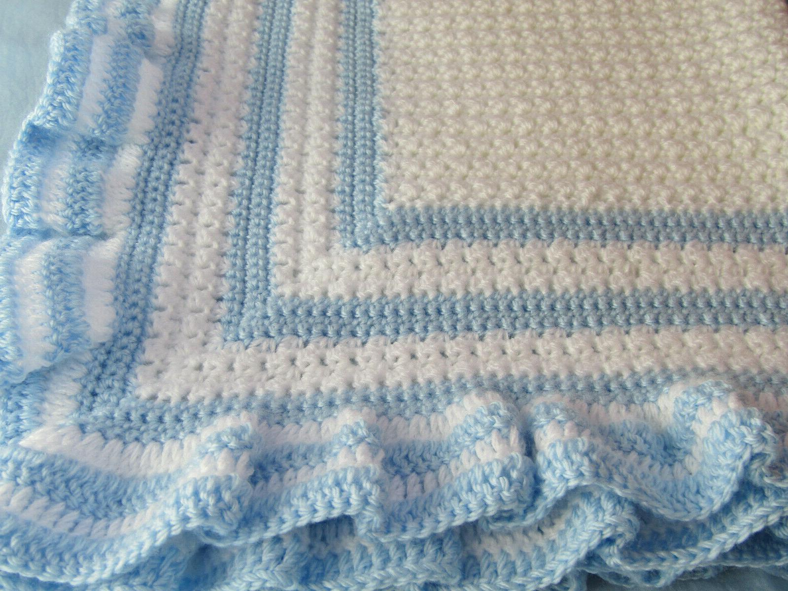 New Blanket ~ Christening ~ White