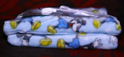 NEW Disney Mouse Super Snuggle Blanket