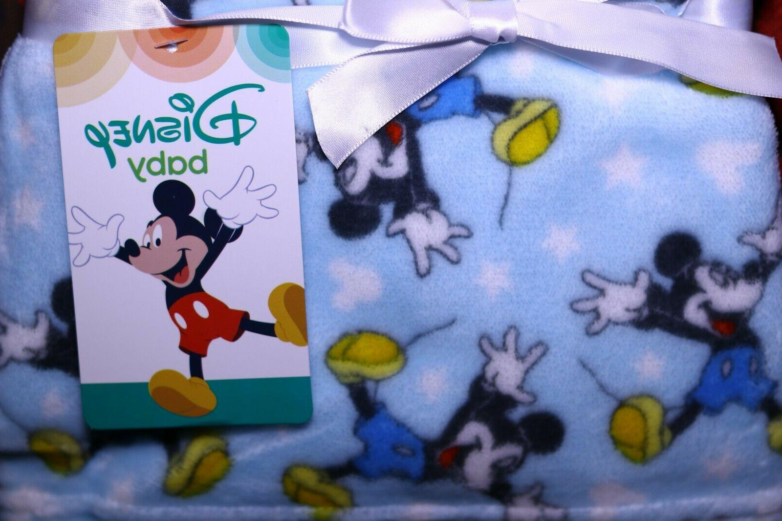 NEW Baby Mouse Flannel Snuggle