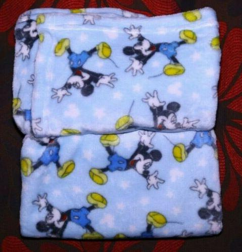 NEW Mouse Super Snuggle Blanket Amazing Deal!