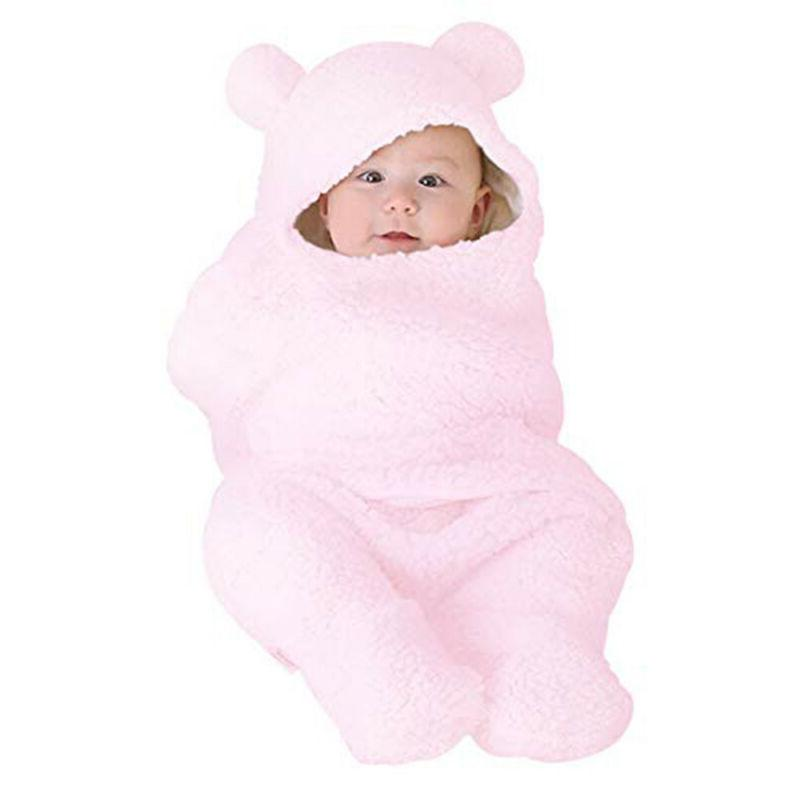 Newborn Toddler Receiving Blanket Boy Girl Wrap