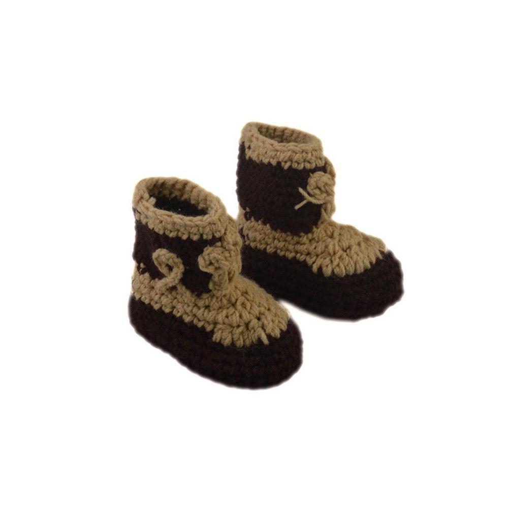Newborn Baby Crochet Knit Photography Prop