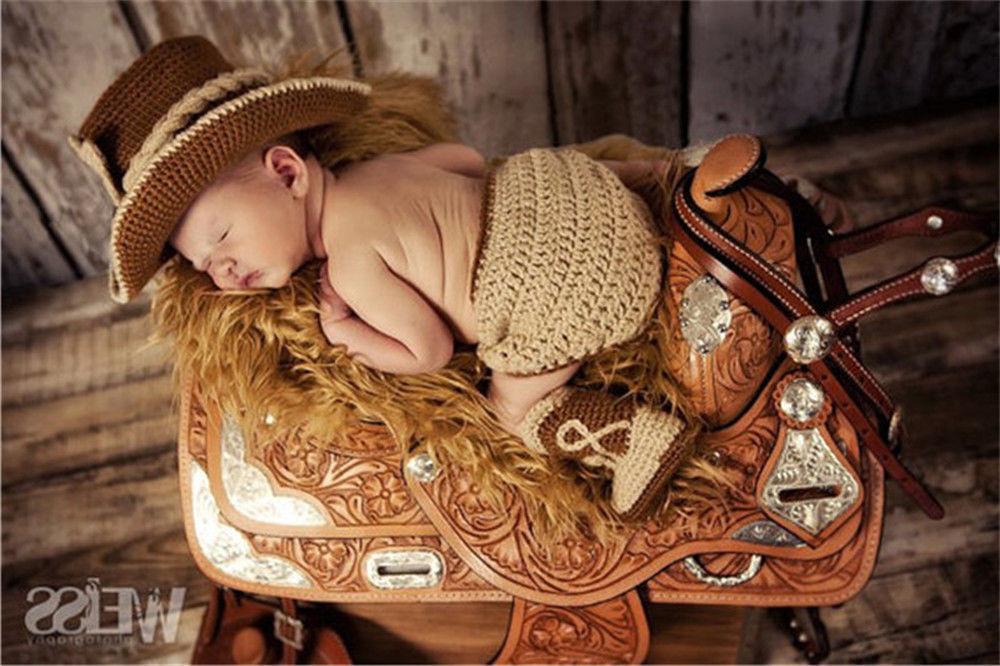 Newborn Crochet Photo Photography Prop