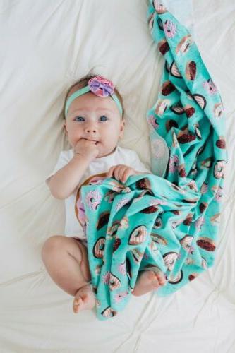 Newborn Baby Flannel