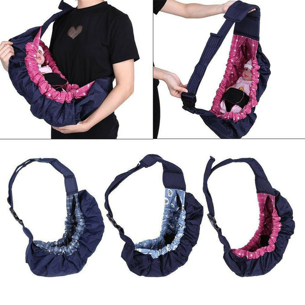 Baby Carrier Newborn Infant Sling Wrap Breastfeeding Papoose