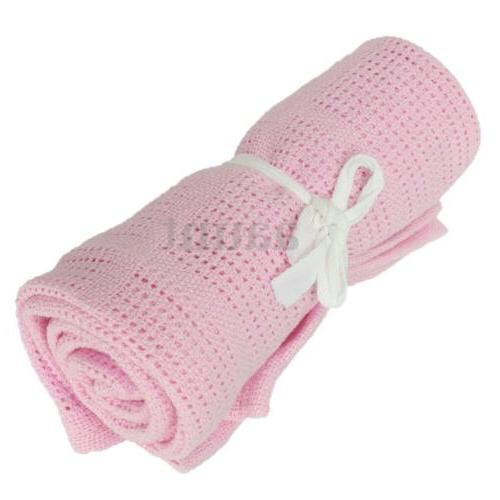 Newborn Baby Soft Cotton Banklet Swaddling Blankets