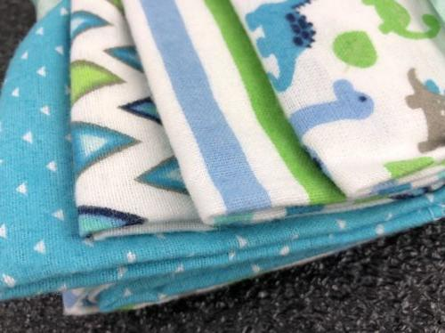 Newborn Receiving Blankets Cotton